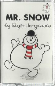 Mr snow cassette cover