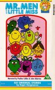 Mr Men And Little Miss Tempo VHS