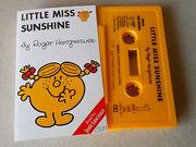 Little Miss Sunshine cassette