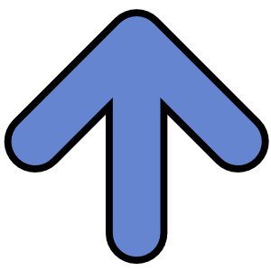 File:Arrow-blue-rounded-up.jpg