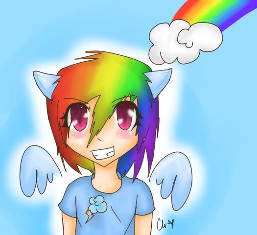 File:RainbowDash Sketch.png
