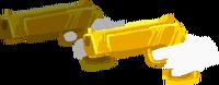 Золотые пистолеты