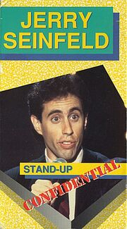 Jerry Seinfeld Stand-Up Confidential with Joel Hodgson