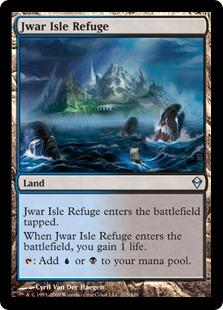 Jwar Isle Refuge ZEN