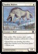 Tundra Wolves 10E
