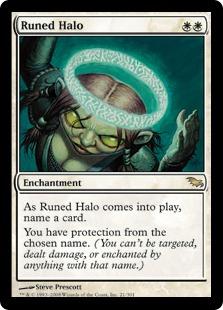 Runed Halo SHM