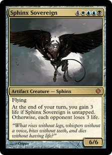 Sphinx Sovereign ALA