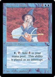 Apprentice Wizard DK