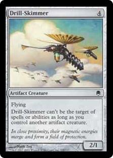 Drill-Skimmer DST