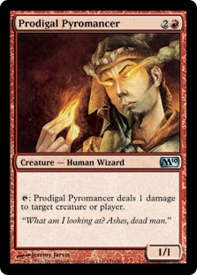 Prodigal Pyromancer M10