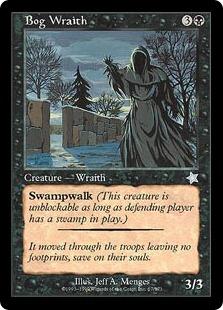 Bog Wraith P3