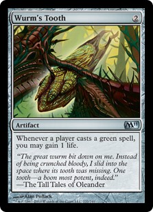 Wurm's Tooth M11