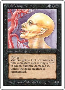Sengir Vampire 2U