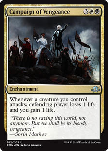 Campaign of Vengeance EMN