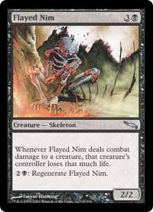 Flayed Nim MRD