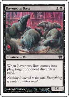 Ravenous Rats 9ED