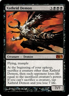 Xathrid Demon M10