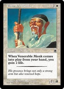 Venerable Monk PO