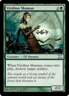 Viridian Shaman 10E