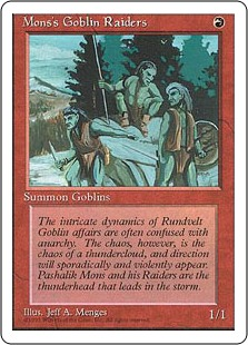 Mons's Goblin Raiders 4E