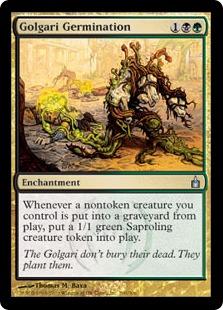 Golgari Germination RAV