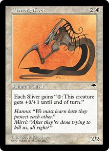 Armor Sliver TMP