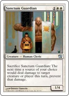 Sanctum Guardian 9ED