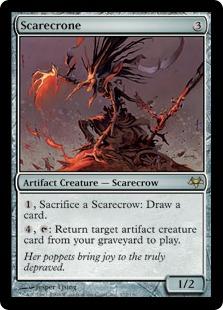 Scarecrone EVE