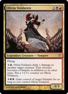 Olivia Voldaren ISD