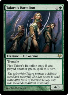 Talara's Battalion EVE