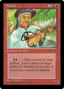 Aladdin CHR