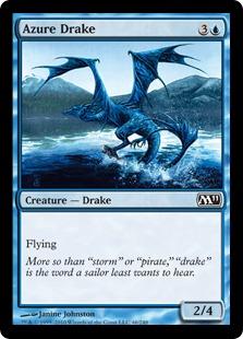 Azure Drake 2011