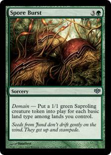 Spore Burst CON