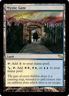 Mystic Gate SHM