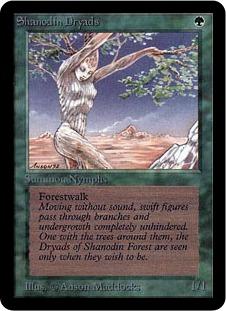 Shanodin Dryads 1E