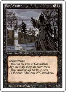 Bog Wraith 3E