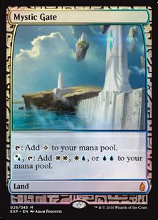 Mystic Gate EXP