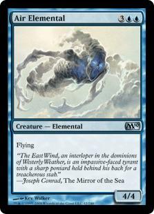 Air Elemental M10