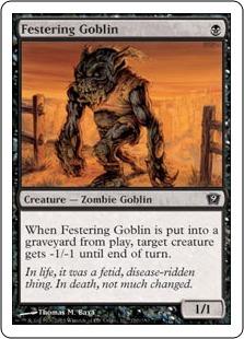 Festering Goblin 9ED