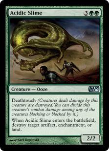 Acidic Slime M10