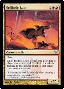 Hellhole Rats DIS