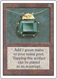 Mox Emerald 2U