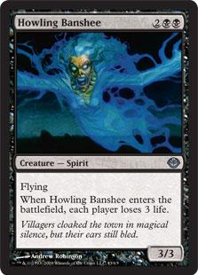 Howling Banshee DDD