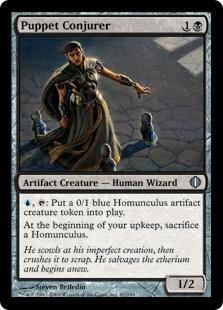 Puppet Conjurer ALA
