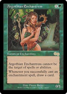 Argothian Enchantress USG
