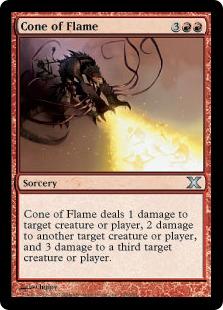 Cone of Flame 10E