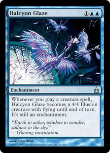 Halcyon Glaze RAV
