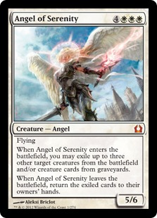 Angel of Serenity RTR