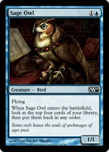 Sage Owl M10