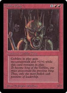 Goblin King 2E